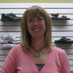Cathy Garbutt, owner of Lindsay Orthotics and Foot Care