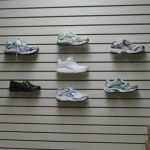 Variety of Footwear available at Lindsay Orthotics and Foot Care