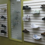Variety of Footwear available at Lindsay Orthotics